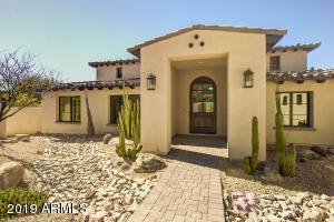 35014 N El Sendero Road, Carefree, AZ 85377