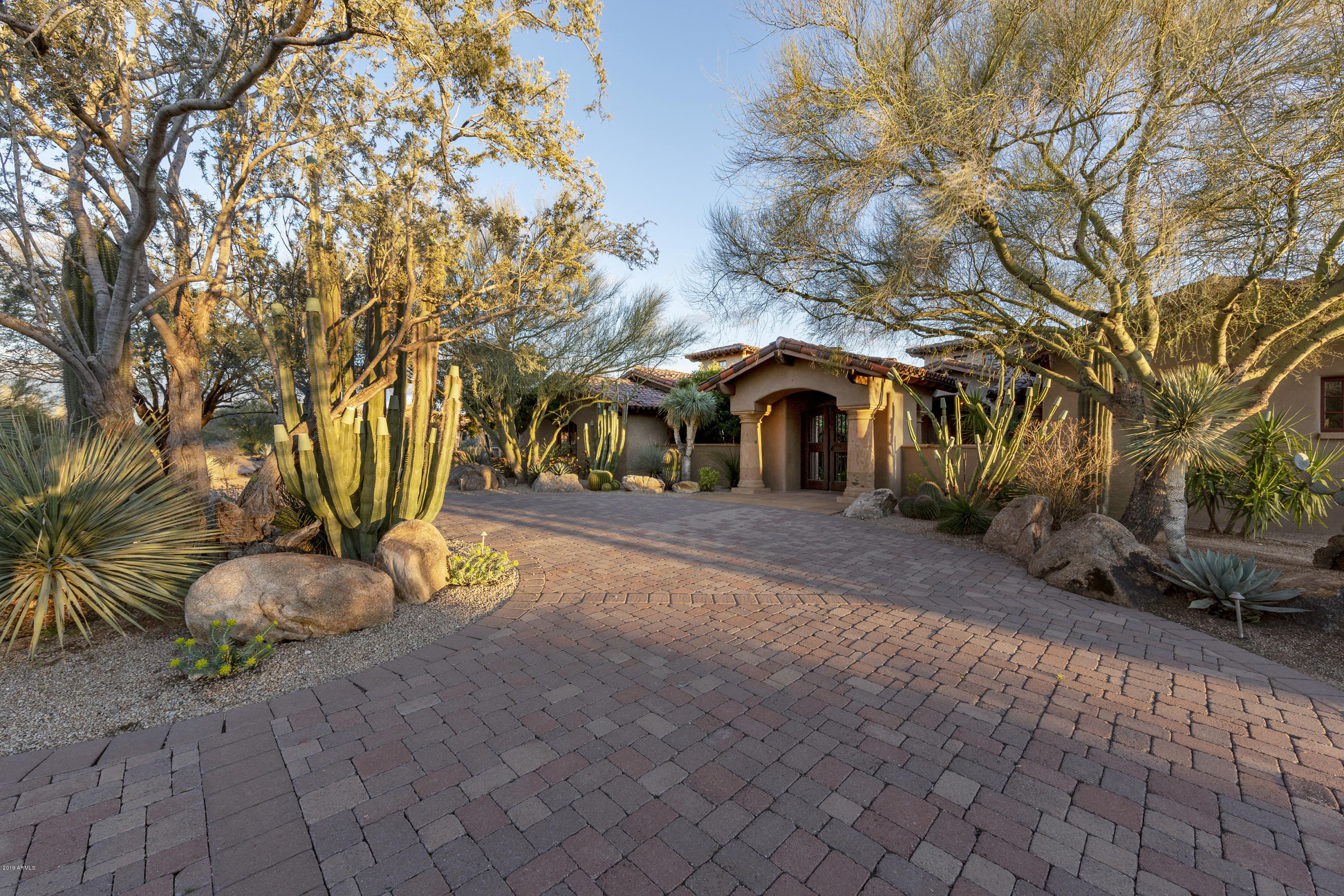Photo of 8661 E WHISPER ROCK Trail, Scottsdale, AZ 85266