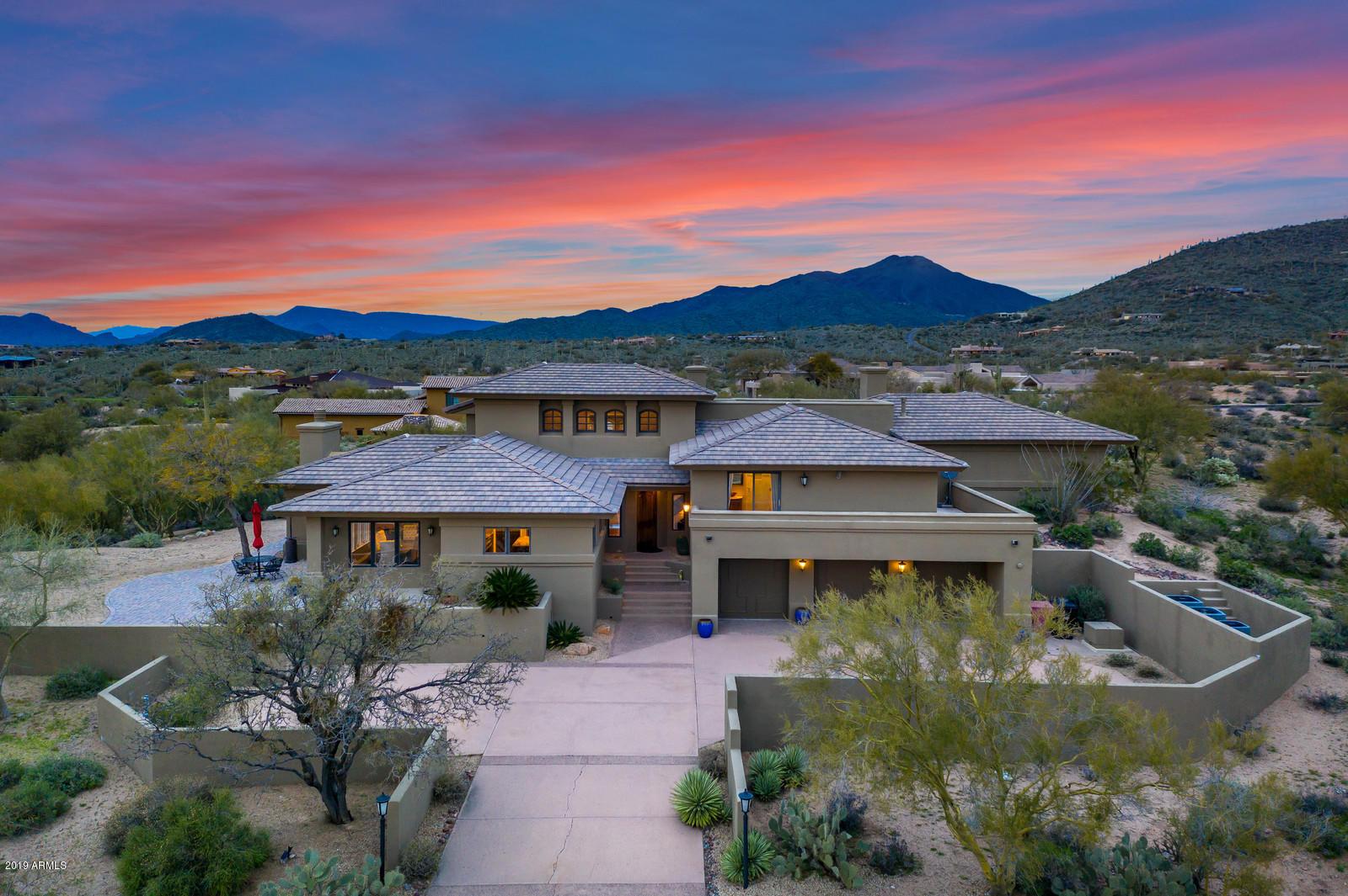 Photo of 9230 E Andora Hills Drive, Scottsdale, AZ 85262