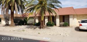 16629 N ORCHARD HILLS Drive, Sun City, AZ 85351