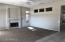 Nice architectural design featuring 3 cut-out windows on wall separating the living and dining are from the AZ room and a bump out showcasing the fireplace and mantel all highlighted by the new neutral carpeting and interior paint..
