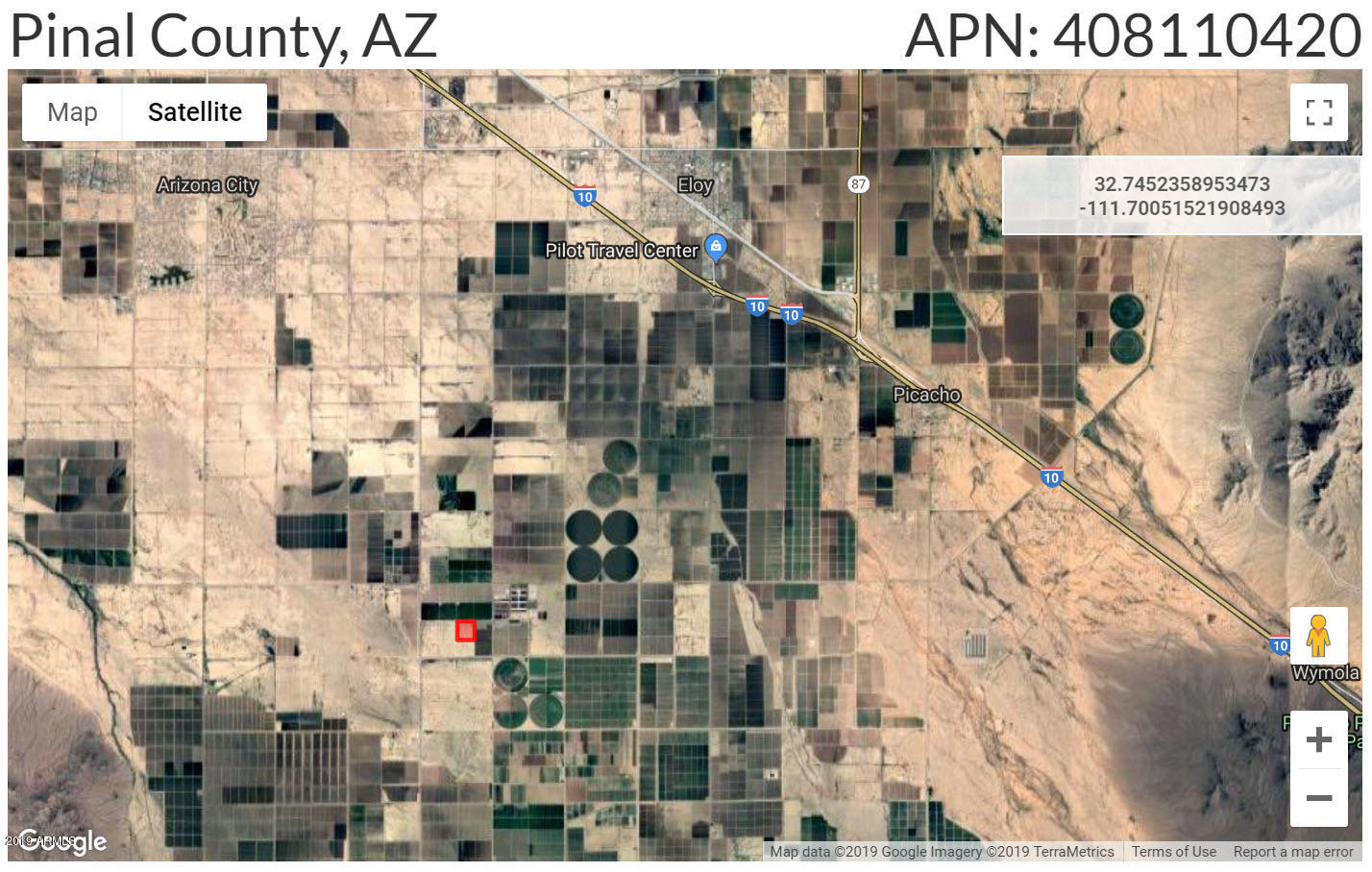 Map Of Eloy Arizona.0 S Toltec Road Eloy 85131 Mls 5888209 Better Homes And Gardens Bloomtree Realty