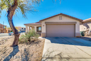 Located in one of the few Casa Grande neighborhoods with a community pool.