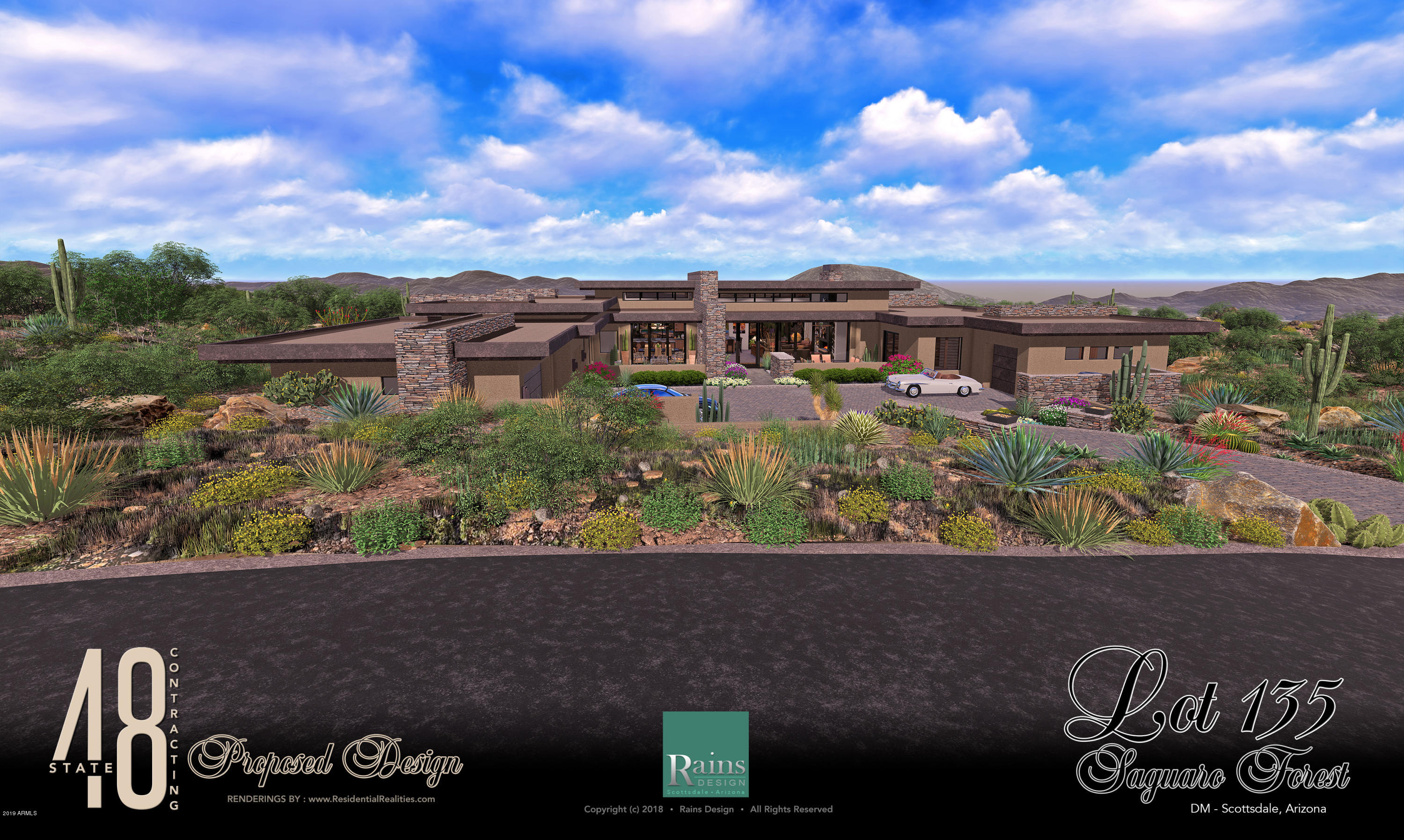 9873 E Honey Mesquite Drive, Desert Mountain, Arizona