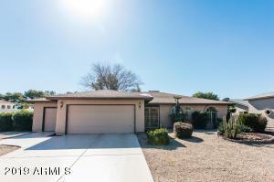 25625 S BRENTWOOD Drive, Sun Lakes, AZ 85248
