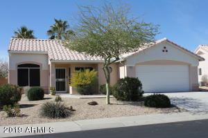 18836 N SPANISH GARDEN Drive, Sun City West, AZ 85375