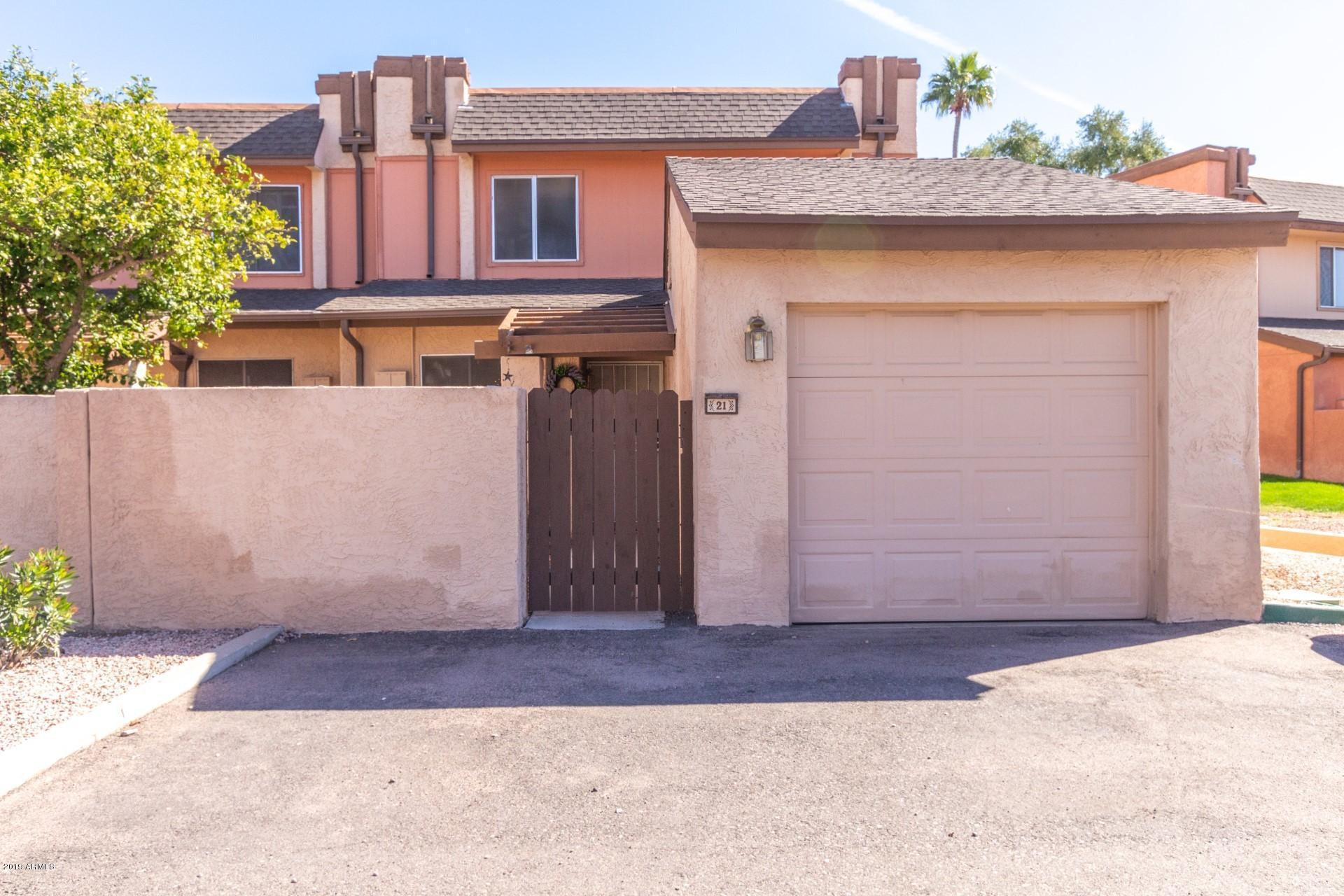 Photo of 2338 W LINDNER Avenue #21, Mesa, AZ 85202