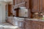 Beautiful wood cabinetry