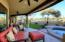 Covered Patio and Views