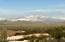 Four Peaks from backyard