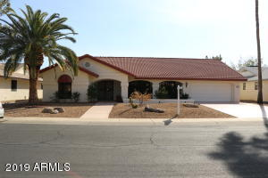 14615 W ANTELOPE Drive, Sun City West, AZ 85375