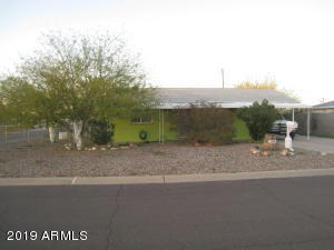 11144 W OHIO Avenue, Youngtown, AZ 85363