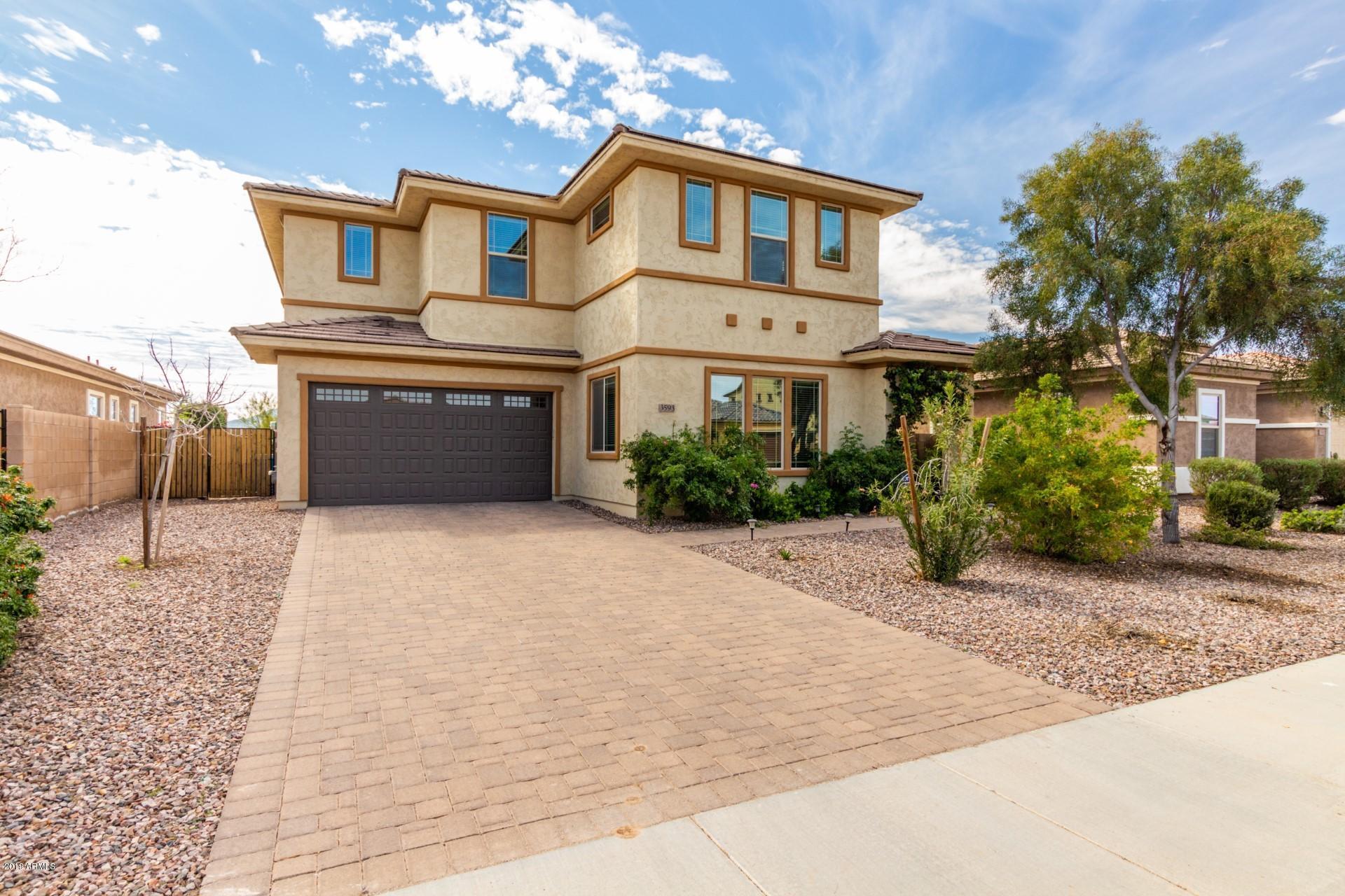 Photo of 3593 E Appleby Drive, Gilbert, AZ 85298