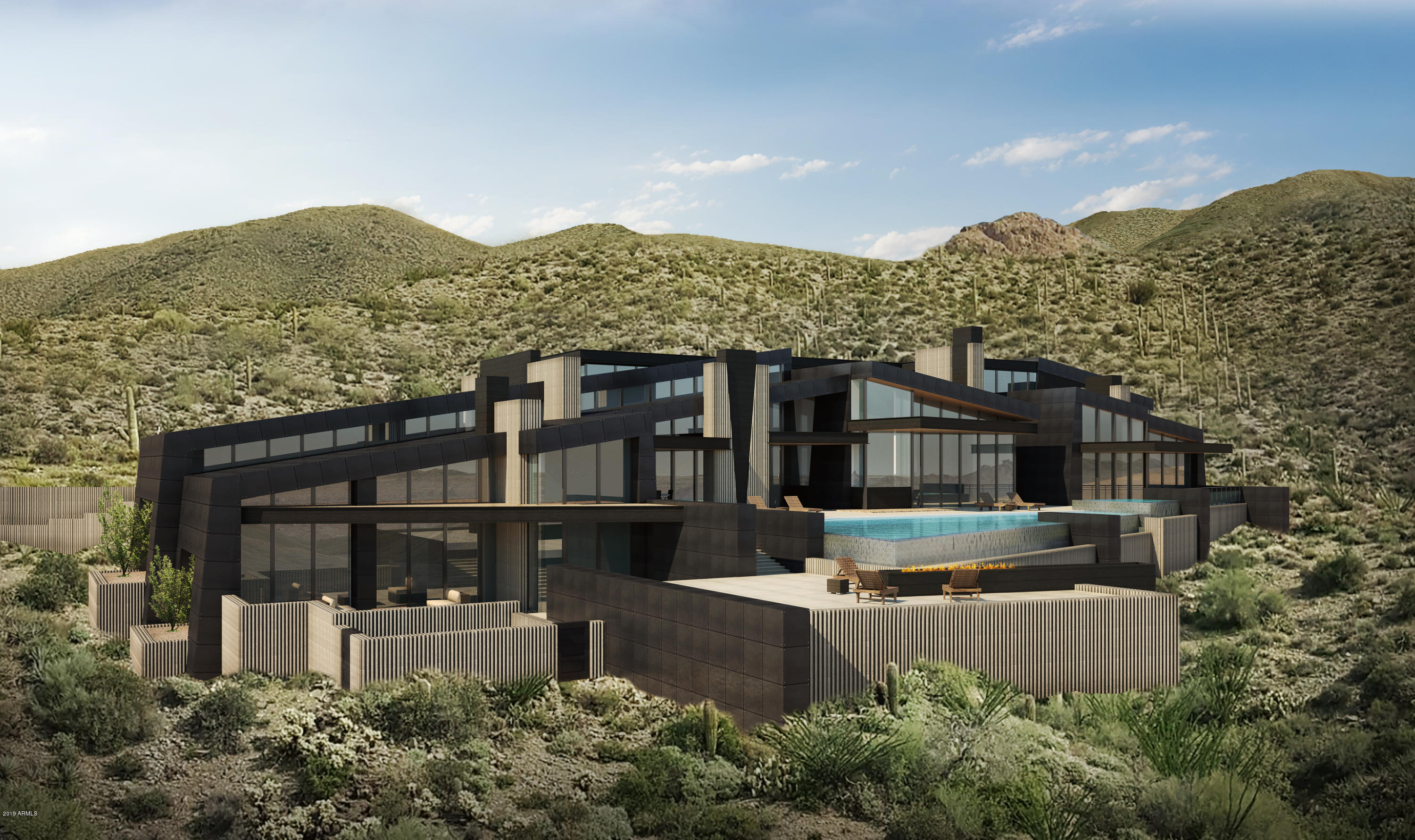 9661 E Cintarosa Pass, Desert Mountain, Arizona