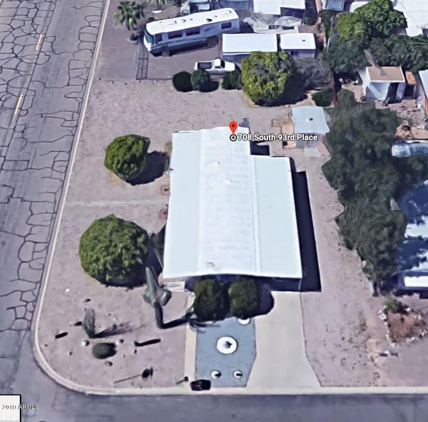 Photo of 708 S 93RD Place, Mesa, AZ 85208
