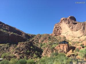 Camelback Mountain in your front yard.