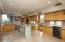 Cabinetry and finishes in the timeless Frank Lloyd Wright fashion for a wonderful kitchenl