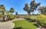 artificial turf area in back yard