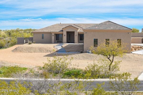 Photo of 2875 W PERCHERON Road, Wickenburg, AZ 85390