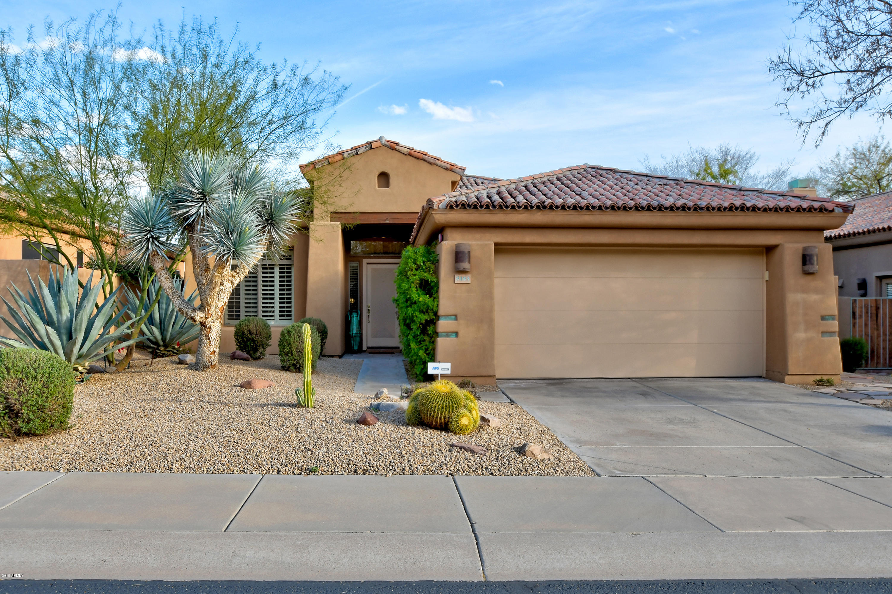 Photo of 8183 E MOUNTAIN SPRING Road, Scottsdale, AZ 85255