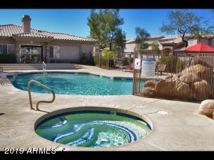 Resort style heated pool & spa