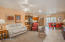 Upon entering the home you will feel the spacious open great room.