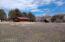Barn and historic cabin