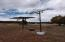 Solar array and well