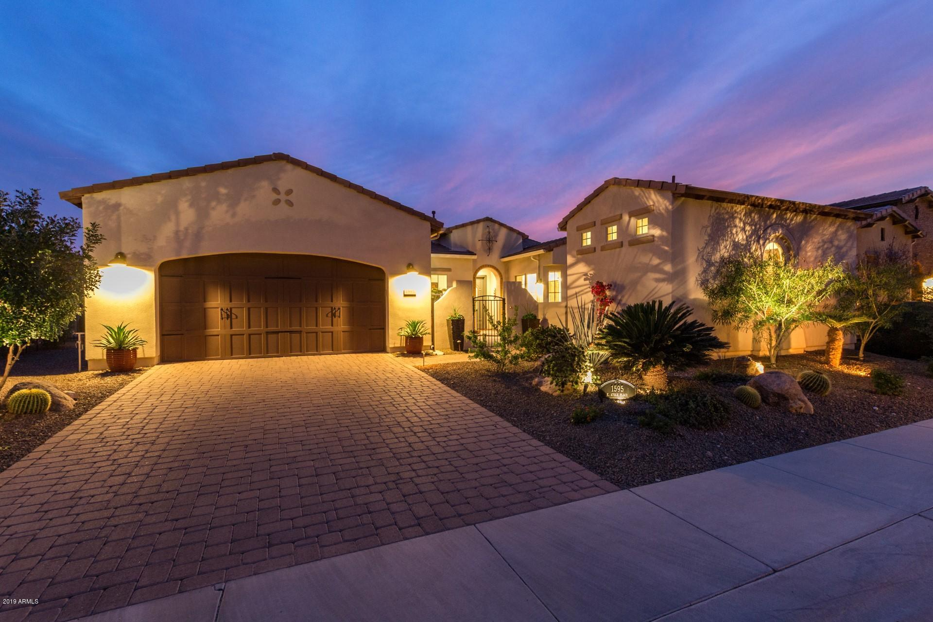 Photo of 1595 E ATOLE Place, San Tan Valley, AZ 85140