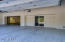 Six car garage with two ancillary rooms on each side, all air conditioned. Room for more and space for dual lifts.
