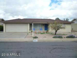 4442 E EDGEWOOD Avenue, Mesa, AZ 85206