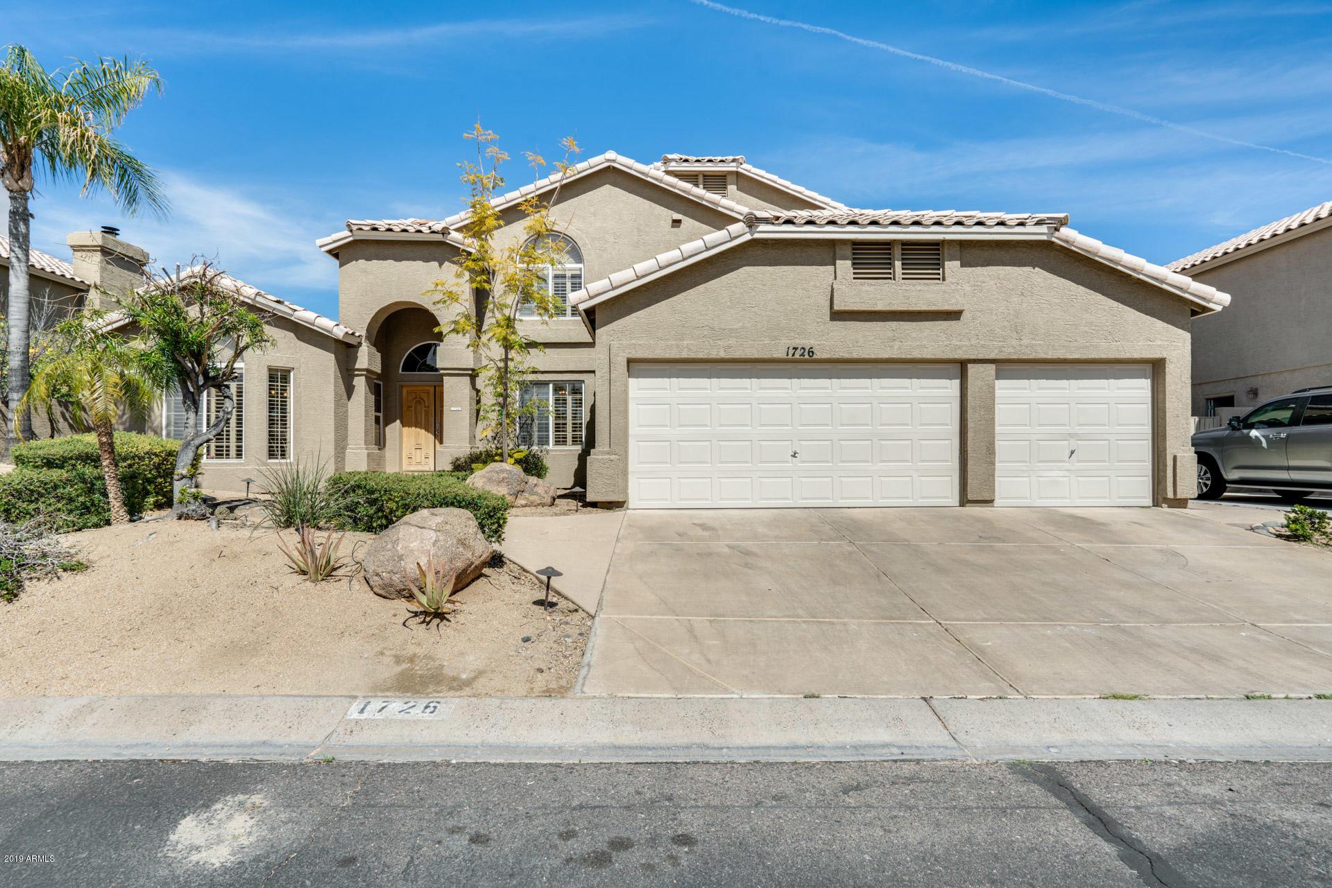 Photo of 1726 E CROCUS Drive, Phoenix, AZ 85022