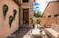 Great courtyard to enjoy while sipping your morning coffee. (virtually staged)