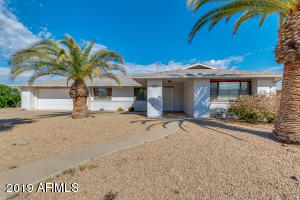 12406 W ALLEGRO Drive, Sun City West, AZ 85375