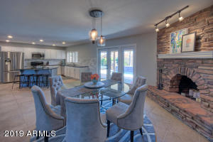 Lovely, remodeled interior spaces!