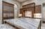 Honed Granite counter tops