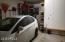 2.5 car (tandem style) garage