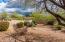 Desert backyard with beautiful mountain views!
