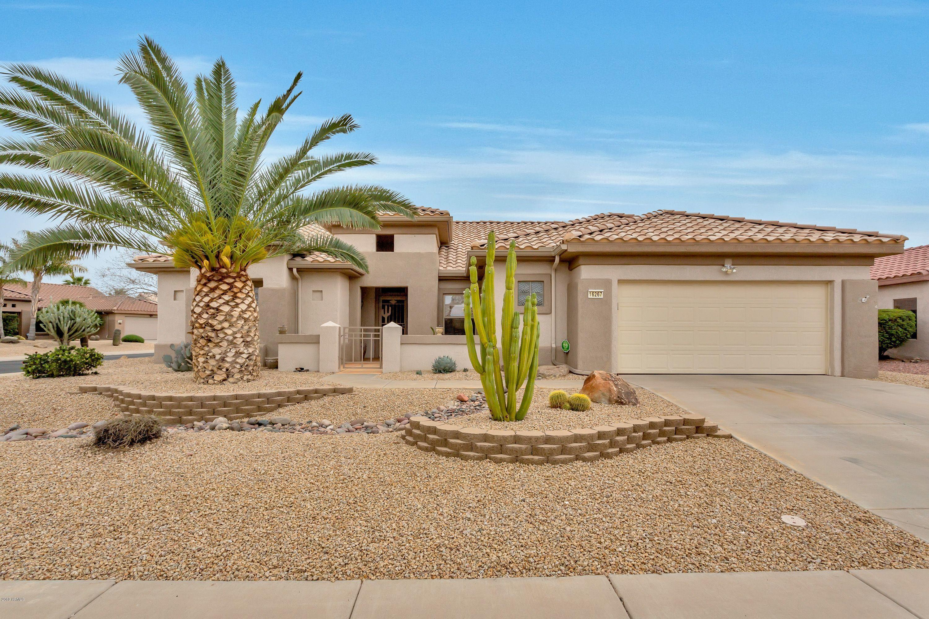 16267 W LAGO VERDE Way, Surprise, Arizona