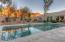 Enjoy the pool with travertine patios around the pool