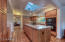 Kitchen with island to make those great meals