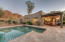 Separate Guest House right by the pool and mountain view