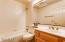 Bathroom in second bedroom