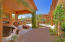 Entrance into Courtyard, which is AZ outdoor living at its finest!