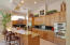 Upgraded Kitchen cabinets, appliances & gas cook top
