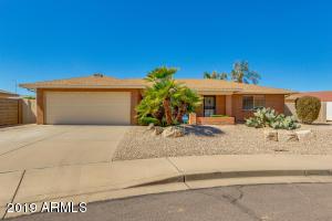 2544 S PEONIE Circle, Mesa, AZ 85209