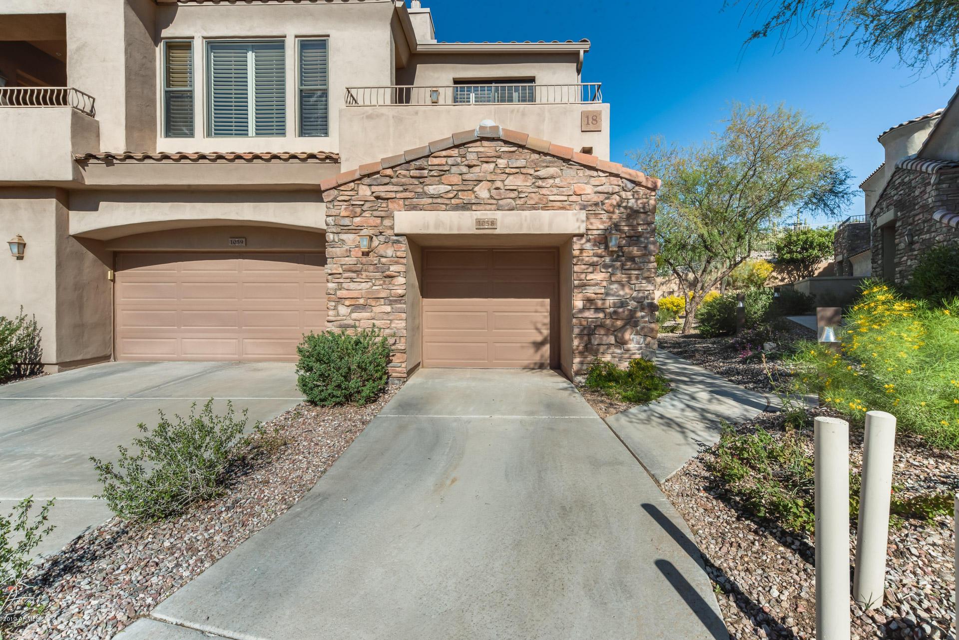 Photo of 7445 E EAGLE CREST Drive #1058, Mesa, AZ 85207