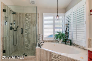 Master Bathroom remodeled