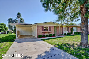 10409 W DEANNE Drive, Sun City, AZ 85351