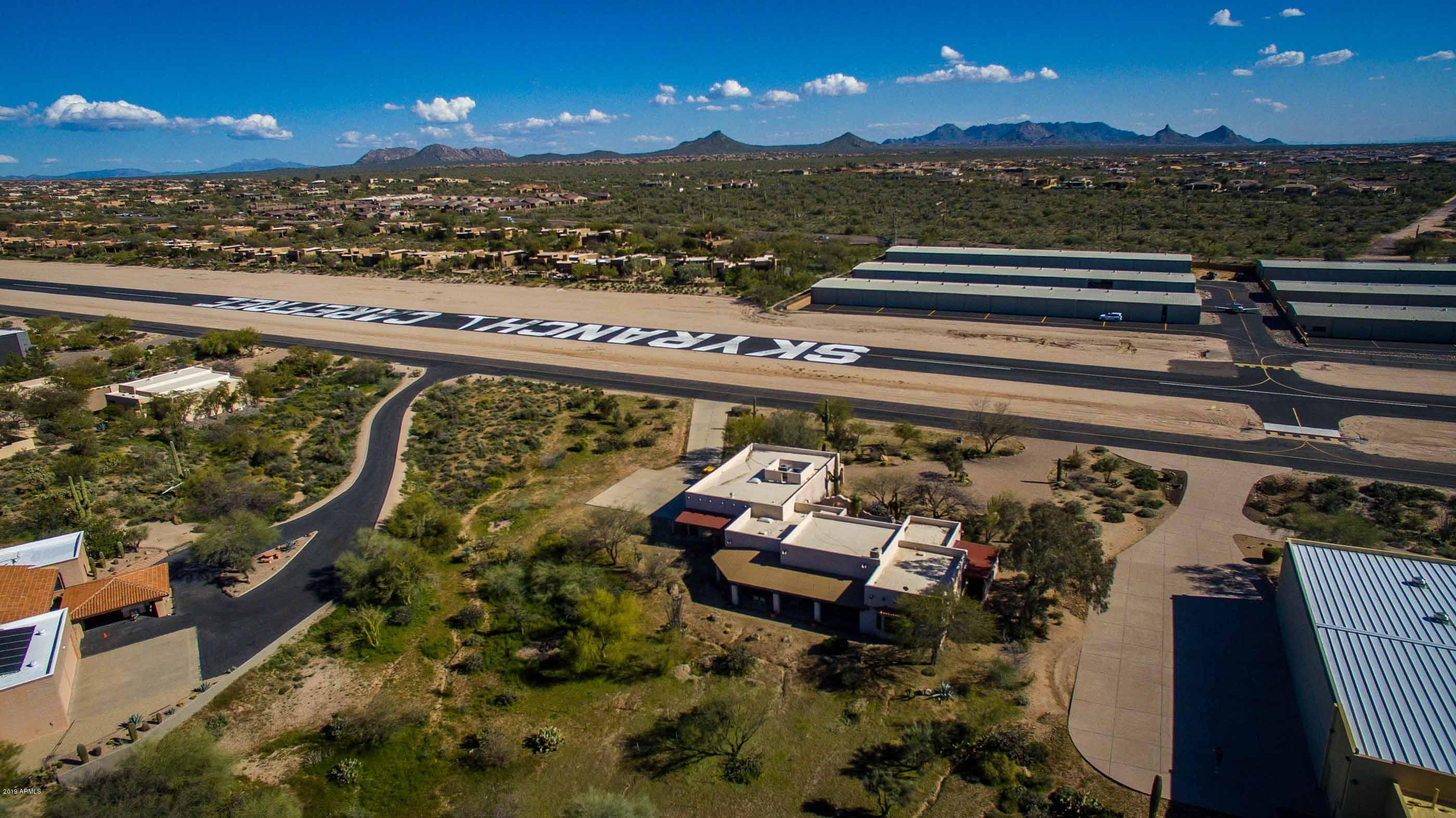 Photo of 8404 E AUTO PLANE Drive, Carefree, AZ 85377